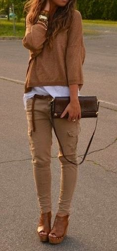 Luv to Look | Curating Fashion & Style: Street style | Neutrals