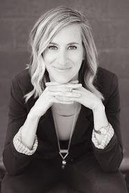 T.C. MARTINSEN Photography: HEADSHOTS black and white Utah Idaho female business woman
