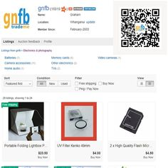 GNFB on Trademe New Zealand Check us out online plenty of cool product. Camera Accessories, New Zealand, Innovation, Conditioner, Smartphone, Gadgets, Geek Stuff, Android, Samsung
