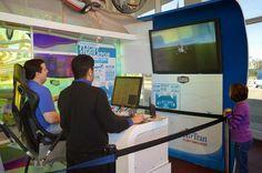 From Scratch: Discovery World, Milwaukee (AirTran Flight Simulator)