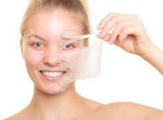SUPER-EASY DIY PEEL OFF MASK