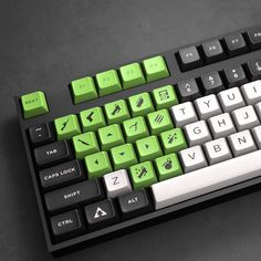 Custom Gaming Keyboard