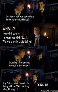 I pinned this because... Harry Potter