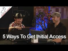 5 Ways To Get Initial Access - Metasploit Minute - YouTube
