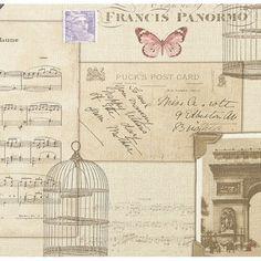 Un toque vintage con el papel pintado 'Splendour'