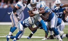 Banged up defense leaves reasons to be concerned for Colts = In Sunday afternoon's regular season opener against the Detroit Lions, Andrew Luck was every bit of the Pro Bowl slinging quarterback that helped lead the Indianapolis Colts to an AFC Championship a couple of.....