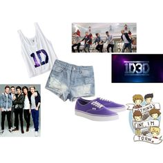 """OneDirection"" by animihaylova on Polyvore"