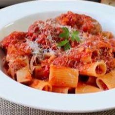 Chef John's Sunday Pasta Sauce Allrecipes.com