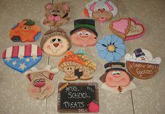 Wedding GiftsBirthday GiftsCookie Jar Lid by jusbcuz on Etsy #BirthdayGifts, #WeddingGifts
