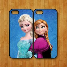iphone 5S caseElsa and AnnaFrozeniphone 5C by Smile2U2014 on Etsy, $28.88 winner winner