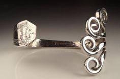 Silverware Jewelry: Spoon Bracelets