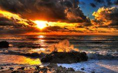 (+1) Наша прекрасная Земля - 233. Закаты и восходы