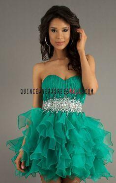 Sweet 15 Dresses Fifteen Quinceanera Dresses Damas Perfect | damas ...