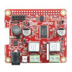 L'amplificateur FDA JustBoom Amp HAT TAS5756 est conçu pour être simple à installer et à utiliser. Sans soudure nécessaire et fournis avec les accessoires de montage, ce produit est adapté pour les débutants et professionnels chevronnés.