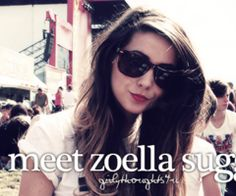 This girl is just amazing! I'm so obsessed with watching her YouTube videos!! http://www.youtube.com/user/zoella280390?feature=g-high-u