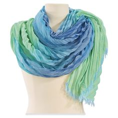 Sea Breeze Scarf - Best Selling Gifts, Clothing, Accessories, Jewelry and Home Décor