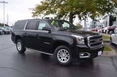 2016 GMC Yukon XL for sale at Gary Lang GMC in McHenry, IL