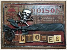 Where does Tim Holtz get all these ideas?