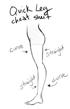Quik leg cheat sheet