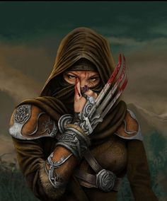 Alyshex the Weaponeer Rogue