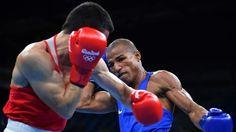 Robson Conceição garantiu ao menos o bronze até os 60kg