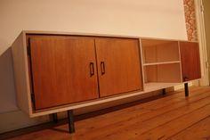 industrial design plywood dresser