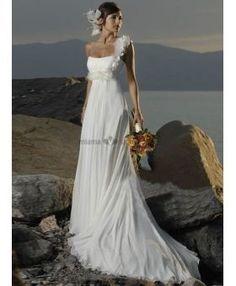 c05cb349c1fd 18 fantastiche immagini su Abiti da sposa con stile greco