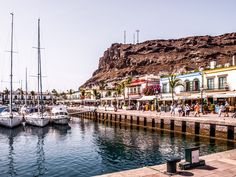 Gran Canaria Harbor by Volker Lehmann on 500px