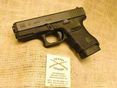Glock 30 Compact .45acp Pistol, LIKE-NEW! 45