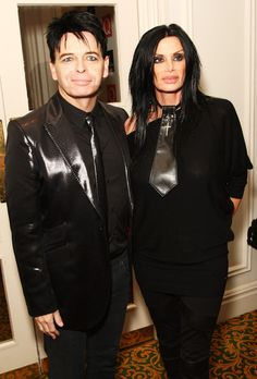 Gary and his wife Gemma #garynuman Gary Numan, Music Icon, Pop Rocks, Rock Music, Timeless Fashion, Cool Photos, Singer, Pure Products, Star