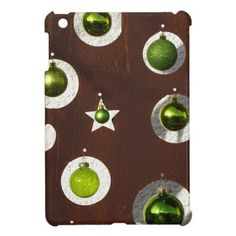 Christmas Ornaments Case For The iPad Mini