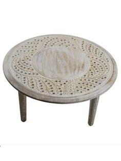 Table Rajasthan zenza - www.maison-boheme.fr