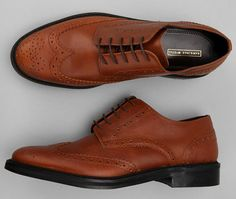 Hawkings McGill Leather Brogues - Best Shoes for Men - Esquire