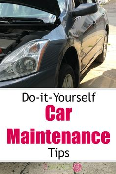 Car maintenance can be very expensive. Check out these Do it Yourself Car Maintenance Tips from Esavingsblog.