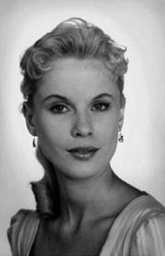 Bibi Andersson (1935-), Swedish actress.  Seventh Seal, Wild Strawberries...and others.