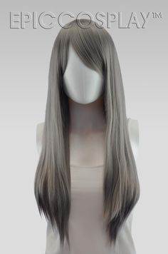 Synthetic None-lacewigs Hair Extensions & Wigs Honest Hairjoy Cosplay Party Wig Women Side Bangs 100cm Long Straight Synthetic Hair 22 Colors Available Online Discount