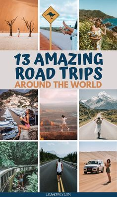 Road Trip Packing, Us Road Trip, Road Trip Essentials, Road Trip Hacks, Road Trip Outfit, Places Around The World, Travel Around The World, Around The Worlds, Places To Travel