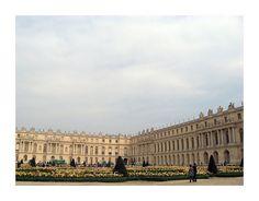 Palace of Versailles near Paris, France