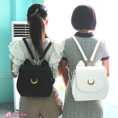 {Reservation} Luna/Artemis Backpack High Quality Sailor Moon Bag SP153316…