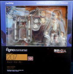 マックスファクトリー figma 進撃の巨人 207エレンイェーガー
