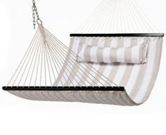 The most comfortable! Quilted Hammock - On Sale + Free Shipping - EmpirePatio.com