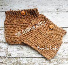 Alpaca Boot Cuffs Handmade Alpaca Boot Socks Womens Tan Alpaca Boot Cuffs Alpaca Crochet Boot Cuff Crochet Boot Sock Beige Alpaca Cuffs