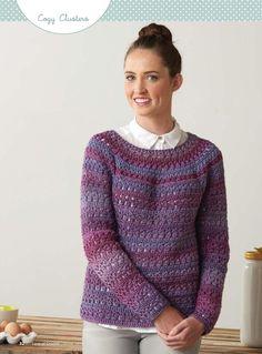Love of Crochet  Winter 2015 - 轻描淡写 - 轻描淡写