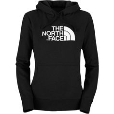 The North Face Half Dome Hoodie Women's (55 CAD) ❤ liked on Polyvore featuring hoodies and the north face