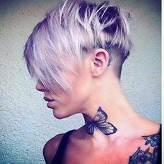 15-Short Hairstyle for Girls