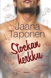 Kirsin kirjanurkka: Jaana Taponen: Stockan herkku Movie Posters, Movies, Films, Film Poster, Cinema, Movie, Film, Movie Quotes, Movie Theater