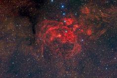 NGC6357-SCORPIUS - Gerald Rhemann