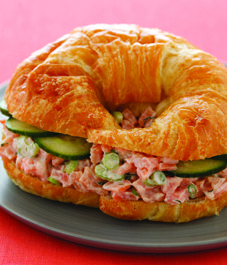 Croissant sandwich recipe - Style At Home
