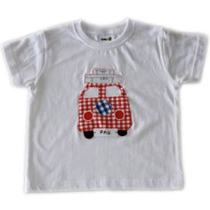 I just love this t-shirt to bits!!! Who wouldn't want a VW van on their T...