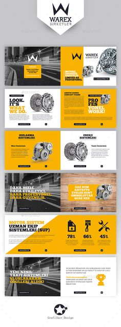 Product Information Brochure Templates — Photoshop PSD #energy #solar • Download ➝ https://graphicriver.net/item/product-information-brochure-templates/20231648?ref=pxcr